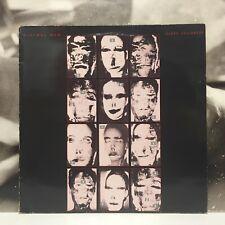 MINIMAL MAN - SLAVE LULLABYES LP VG+/EX+ 1986 BELGIUM PLAY IT AGAIN SAM BIAS 24