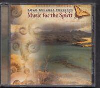 MUSIC FOR THE SPIRIT DOMO RECORDS CD KITARO LUIS PEREZ LUIS VILLEGAS NEW AGE