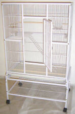 "64"" NEW Large 3 Level Ferret Chinchilla Sugar Glider Mice Rat Cage WhiteVein 527"
