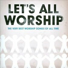 Let's All Worship: The Very Best Worship Songs of All Time 2 CDs NEW / SEALED !!
