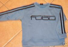 NEW FUBU JEANS COLLECTION KIDS SWEATSHIRT SHIRT S 5 BL