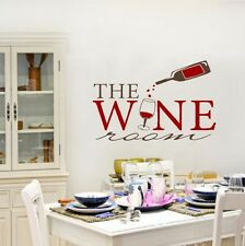 Wall Sticker Wine Room Kitchen Home Decor For House Decoration Modern Best Decal
