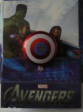 Ear Cap-Avengers Captain America-Anti Dust Plug earphone for iPhone 4/ 4S