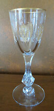 Tiffin Franciscan Crystal Palais Versailles Wine Goblet(s)