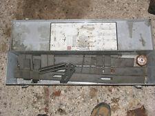 Gray Automotive Tools Transmission