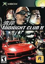 Midnight Club II (Microsoft Xbox, 2003)