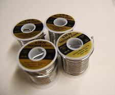 (4) 60/40 libras Soldadura-vidrieras suministros