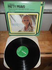 "PATTY PRAVO ""La Magia Di Patty Pravo"" LP RCA LINEA TRE NL 33020 ITA 1976"
