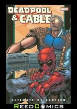 DEADPOOL AND CABLE ULTIMATE COLLECTION BOOK 2 GRAPHIC NOVEL (424 Pages)