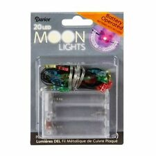 Miniature Fairy Garden 20 Colorful Butterfly LED Drop Lights - Buy 3 Save $5