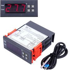 Temperaturregler Digital Thermostat Controller Temperatur Regler 12V NTC Sensor