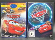DVD: Sammlung DISNEY´S CARS 1-2 (1 + 2) Komplett Deutsch