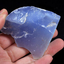 Top Blue Agate/chalcedony: 523,62 CT natural azul achat/Calcedonia türkey