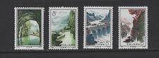 China PRC 1972 N12 Red Flag Canal MNH