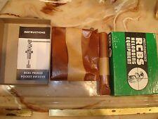 """NOS Vintage (unopen) RCBS Large Primer Pocket Swager """"C"""" made in USA- Must See"""