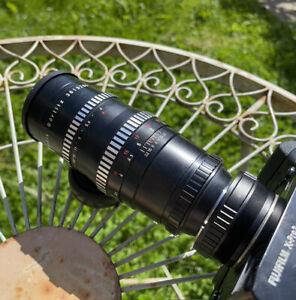 Meyer-Optik Görlitz Orestegor 200mm f/4 Exakta mount