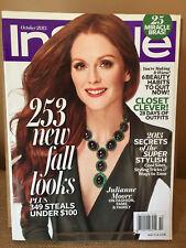 Julianne Moore InStyle Magazine October 2013