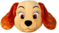 DISNEY LADY (LADY & TRAMP) PLUSH PILLOW 25 INCH NEW AUTHENTIC TAGGED