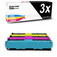 3x Cartridge Replaces Canon 045H C 045H M 045H Y 045H