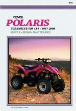 Polaris Scrambler 500 4x4 97-00 Workshop Manual