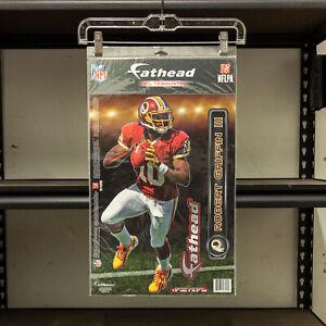 """Robert Griffin III Fathead Teammates - Washington Redskins 7.5"""" x 16.5"""" RG 3"""