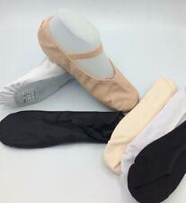 So Danca BAE90 BAE24 Ballettschuhe Schläppchen Leinen o. Leder Anfänger Kinder
