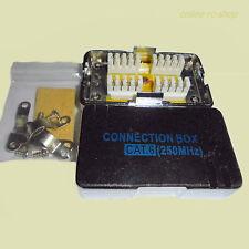 CAT 6 Verbindungsmodul KAT6 LSA Installationskabel Netzwerk Adapter Verbinder