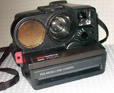 Polaroid Sofortbildkamera Sonar Autofocus 5000 - funktionsfähig
