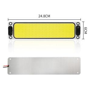 12V-36V 16W Truck Cab Car LED Roof Light Reading Light Highlight High Brightness