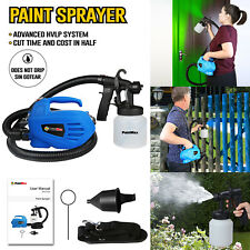 650W Electric Painting Paint Sprayer Gun 800mL 3-ways Nozzle Handheld House US