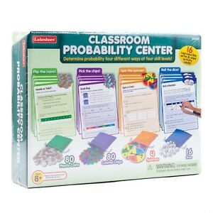 New Lakeshore Classroom Probability Center HH329 Ages 8+ Educational Activities