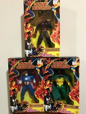 Vision, Spider-Man, & Captain America - Avengers END GAME -  EXCLUSIVE Lot of 3