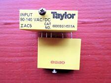Taylor Opto 22 IAC5 Relay Input Module 90-140VAC/DC 6000BB14511A