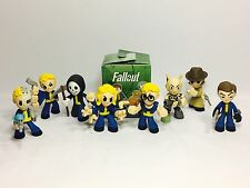 Bundle Of 8 Different Figures - Fallout 4 Funko Mystery Mini Vinyl Figure