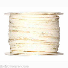 Paper Cord Internally Wired Ivory 2mm Wide x 100m Reel