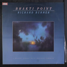 RICHARD BURMER: Bhakti Point LP (Brazil, small tag/woc, corner bend)