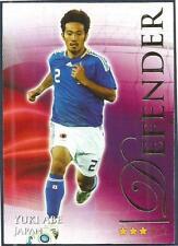 FUTERA 2010 WORLD FOOTBALL-SERIES 2- #451-JAPAN-YUKI ABE