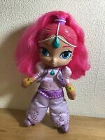 Shimmer and Shine Nickelodeon Talk & Sing Shimmer Genie Toy Doll Great Fun Gift