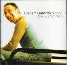 Graham Kendrick & Band, USA Live Worship, CD, New