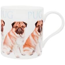 Pug Repeat Body Coffee Mug