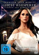 Ghost Whisperer - Die komplette 5. Staffel                           | DVD | 441