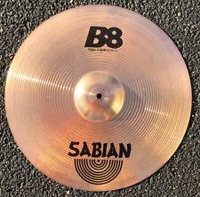 """Sabian B8 18"""" Thin Crash Cymbal"""