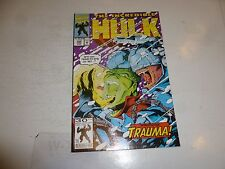 THE INCREDIBLE HULK Comic - Vol 1 - No 394 - Date 06/1992 - Marvel Comic's