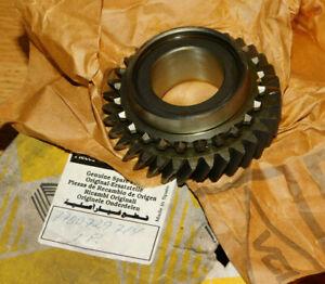 ORIGINAL RENAULT pignon 7700743094 MOTEUR boite de vitesse R9 R-9 pinion ritzel