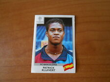 figurina CHAMPIONS LEAGUE 1999-2000-n.49- BARCELLONA-P.KLUIVERT