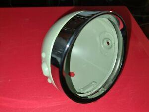 Honda Cz100 Lampengehäuse Whitetank Mark 1 Headlightcase monkey