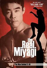 The Real Miyagi Documentary DVD -Fumio Demura, Steven Seagal, Dolph Lundgren