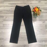 """Women's Vince Camuto Black Petite Ankle Dress Pants Slacks Size 2P 27"""" Inseam"""