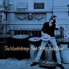 THE WATERBOYS OUT OF ALL THIS BLUE 2 CD - 2017