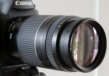 Canon EF 75-300 mm AF f/4-5.6 III zoom lens